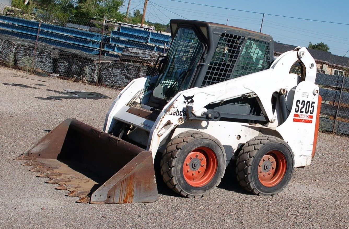 2005 Bobcat S205 For Sale In Flagstaff, AZ 86005