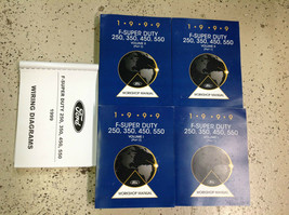 1999 Ford Truck F-250 F350 450 550 SUPER DUTY Service Shop Repair Manual... - $395.99