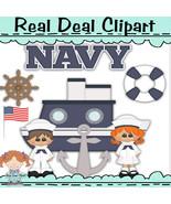 Navy 2017 Clip Art - $1.25
