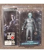 NECA Terminator 2 T-1000 Liquid Nitrogen Action Figure New In The Package - $49.99