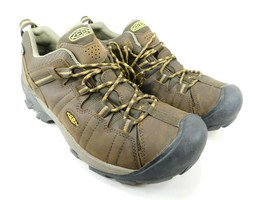 Keen Targhee II Basso Sz US 11.5 M (D) Eu 45 Uomo Wp Trail Scarpe da Trekking