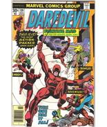 Daredevil Comic Book #139 Marvel Comics 1976 VERY FINE - $12.59