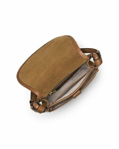 3f0183eafe6 Michael Kors Jamie Medium Saddle Bag Dark and 50 similar items