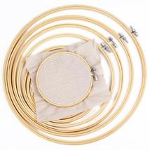 1 Pcs Embroidery Shed Sewing Tambour Frame Hand Show Embroidery Hoops Wo... - $9.77+