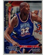 1994 Upper Deck #51 Shaquille O'Neal USA 2-Time NBA All-Star Basketball ... - $3.87