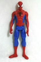"2013 Marvel Hasbro Ultimate Spiderman 11.5"" Action Figure Hero Series Re... - £14.95 GBP"