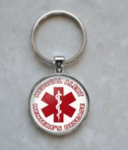 Meniere's Disease Medical Alert Keychain - $14.00+