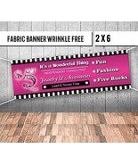 Banner Jewelry and Accessories Sign for Your Papa Boutique. Popup Party ... - $32.33