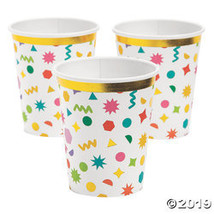 Confetti Party Paper Cups - $11.60