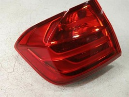 2014 BMW 328 OUTER TAIL LIGHT LAMP 4DR Left - $94.05