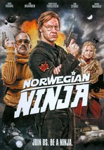 NORWEGIAN NINJA NEW DVD - $71.70