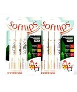 2 Softlips The Mentholatum Company Lip Protectant Sunscreen SPF20 Three ... - $21.99