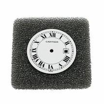 Cartier Santos 23mm White Roman Numerals Ladies Watch Dial - $199.00