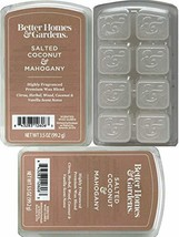 Better Homes and Gardens - Salted Coconut and Mahogany 3.5oz Scented Wax Cubes 3 - $24.01