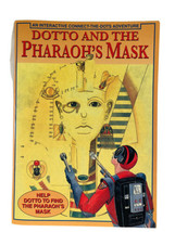 DOTTO AND PHARAOH'S MASK By Alkis Alkiviades **BRAND NEW** - £14.34 GBP