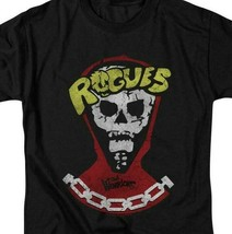 The Warriors t-shirt Rogues retro 70s cult classic movie graphic tee PAR437 image 2