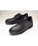 Rockport ProWalker Size 11.5 N Black Men's Walking Shoes - $38.00