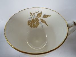 AYNSLEY TEA CUP AND SAUCER              K image 7