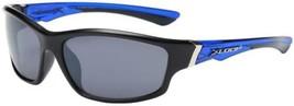 Color Frame Wrap Sunglasses Men Sport Running Fishing Golf Driving Glasses Blue - $12.99