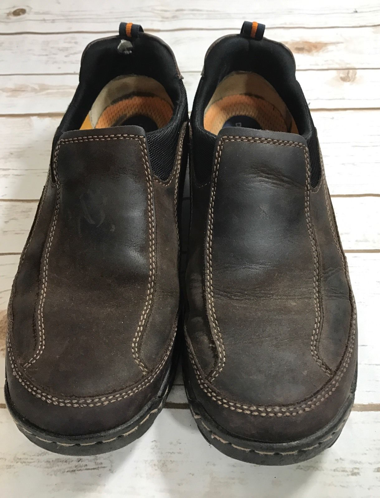 c000a36bb18 Dockers Men US 9 Brown Loafer Pre Owned and 41 similar items. S l1600