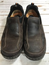 Dockers Men US 9 Brown Loafer Pre Owned  Leather - $14.80