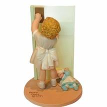 Danbury Mint figurine Bessie Pease Cutmann Gutmann sculpture May we come... - $38.65