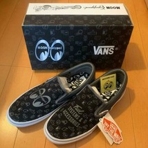 Vans x Mooneyes Hot Rod Personalizzato Show 2016 Limitata Mqqn Equipped ... - $267.48