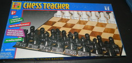 Chess TeacherBoard Game-Complete-No Rules - $16.00