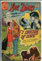 LOVE DIARY #67 1970-CHARLTON-I DREAM OF LOVE-vg - $17.65