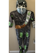 Crusher  costume with Mask from Skylander Giants character - $13.00