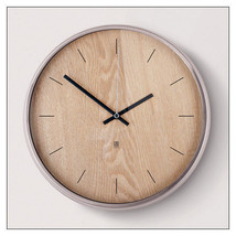 Umbra Madera Wall Clock -- in Natural or Walnut finishes -- by Umbra - $50.00