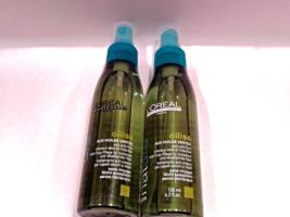 L'Oreal Professionnel Nature Oiliss Anti-Frizz Spray 125ml x2** - $34.00