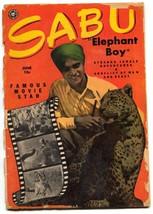 Sabu Elephant Boy #30 1950- Fox Comics- 1st issue- Wally Wood G- - $49.66