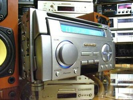 Carrozzeria FH-P9900MD  MD/CD DISC PLAYER - $409.86