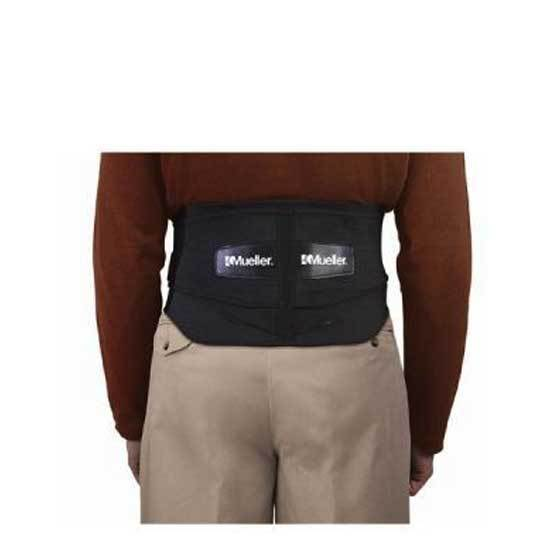 Mueller Lumbar Back Brace with Removable Pad-OSFM