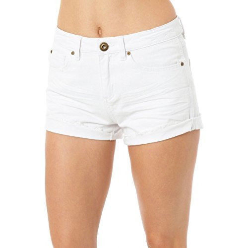 O'Neill Junior Women's Shorts Phoebe Walk Short White