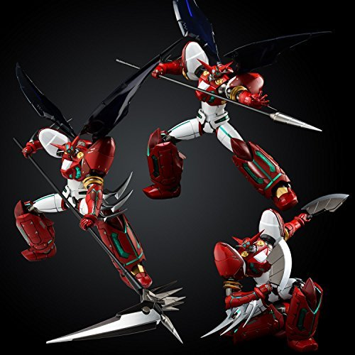 RIOBOT Shin getter 1 scale die-cast & ABS pre-painted PVC figure