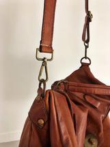 MAIL BAG handmade leather bag image 6