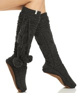UGG Cozy Slipper Sock Cable Knit NEW - $65.00