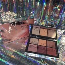 NIB NARS Wanted 2 WANTED II Cheek Palette Limited Edition Works w All Skin Tones image 5