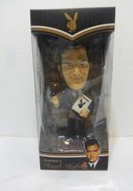 Playboy HUGH HEFNER Bobblehead Figurine  Beeline Creative 2008 bobble fi... - $60.43
