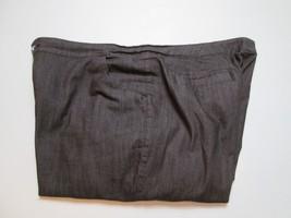Lee Womens Pants Size 24W 28L Brown Straight Leg #X6  - $20.99