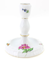 Vintage Herend Candle Holder, Candlestick - $81.18
