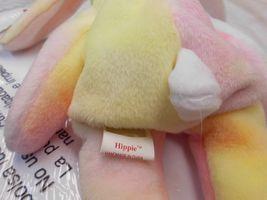 Ty Beanie Babies Hippie the Tye-Dyed Bunny image 3