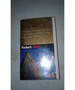 Fodor's 2001 New York City Guidebook ldm001 - $8.00
