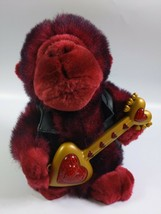 "DAN DEE Singing Animated Plush Gorilla ""Do you Love Me"" Sings Moves Ligh... - $27.72"
