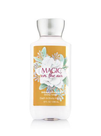 Bath & Body Works MAGIC IN THE AIR Body Lotion 8 oz / 236 ml