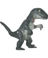 Rubini Jurassic World Velociraptor Gonfiabile Adulto Costume Halloween 8... - $125.37 CAD
