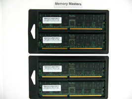 A6834A 4GB 4X1GB PC2100 Memory for HP Integrity rx2600 rx2620 5670