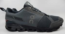 On Running Cloudflyer Running Shoes Men's Size US 13 M (D) EU 48 Gray Black